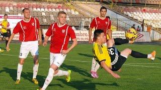 Горняк-Буковина 1:0 (полный матч). 1 лига. 30 тур. 3.6.15