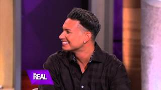 pauly d on his perfect woman