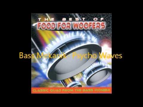 Bass Mekanik Psycho Waves 12