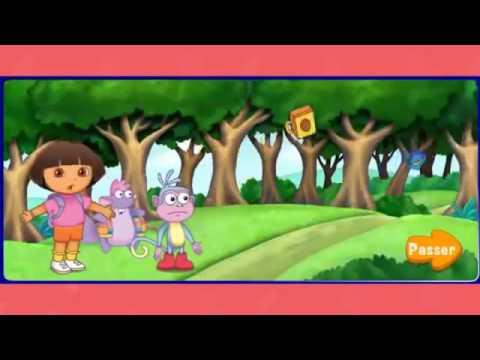 Dora l'exploratrice en français   1h de compilation 2015   3 épisodes