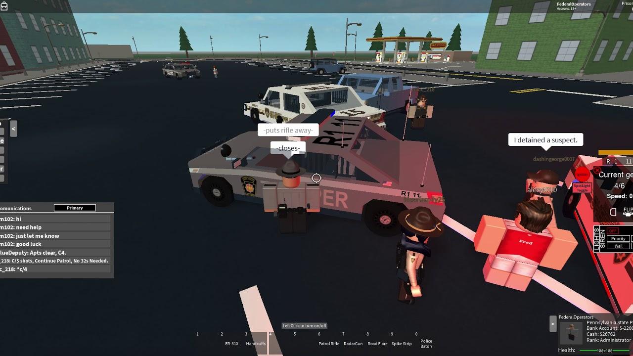 Border Patrol Uncopylocked