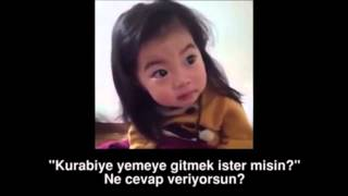 Koreli kıza annesinden hayat dersleri :)