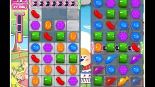 Candy Crush Saga Level 597 - No Boosters - 3 Stars