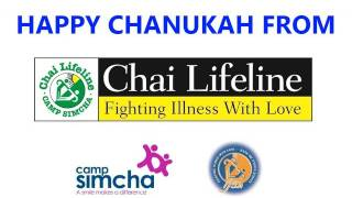 Chai Lifeline Chanukah 2011 - Spread the Light - Fighting Illness with Love Around the World