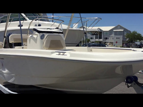 2017 Boston Whaler 170 Dauntless Boat For Sale at MarineMax Wrightsville Beach