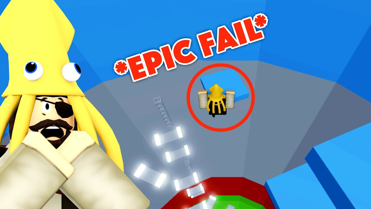 Biggest FAIL in Tower of Hell... (Epic Fail) | Roblox