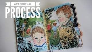 Art Journal Page Process Video (01)