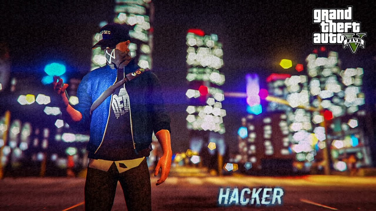 Tamil Watch Dogs Hacking Mod In GTA5 | Tamil Gameplay |