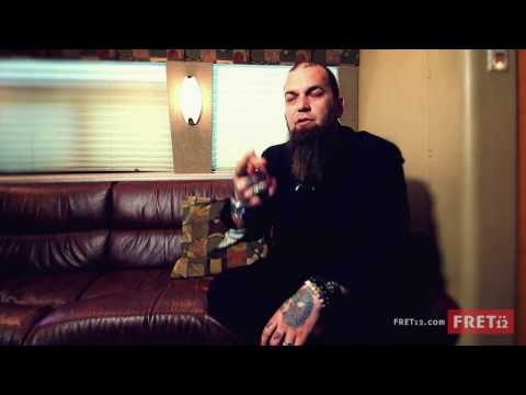 Barry Stock of Three Days Grace: The Sound and The Story (Short)
