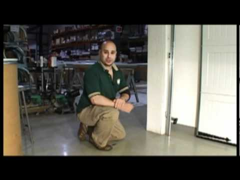 Garage Door Wont Close  Align Garage Door Safety Eyes  YouTube