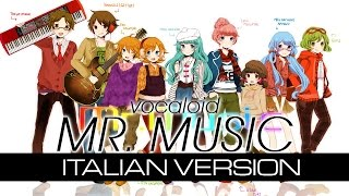 【VOCALOID】MR. Music ~italian version~