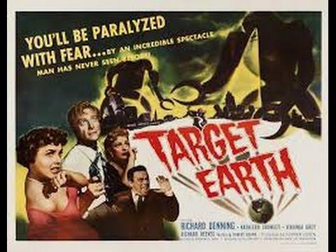 Los Invasores De Otros Mundos Objetivo la Tierra  1954