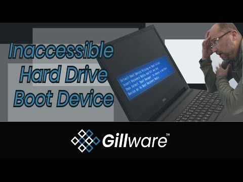 SOLVED] Boot Device Missing | How to Fix an Inaccessible Boot Drive