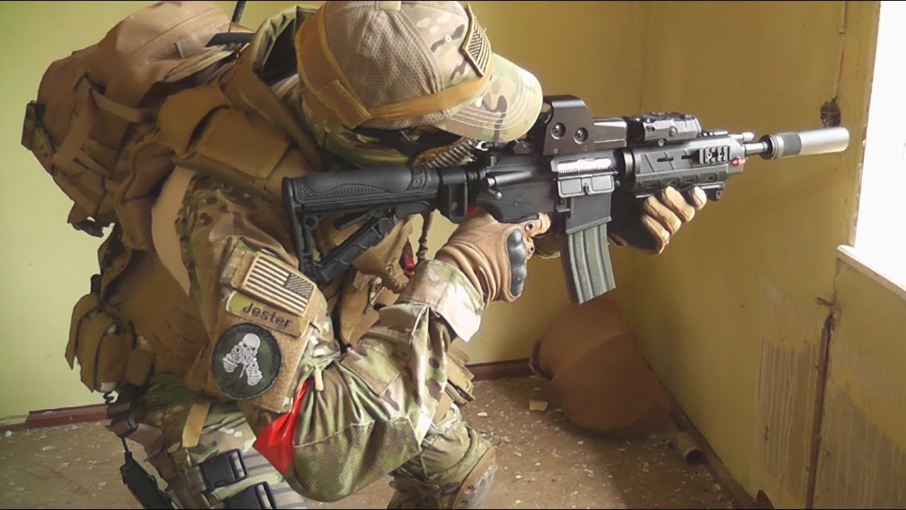 Airsoft operation