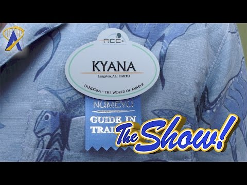 Attractions - The Show -  Pandora costumes; Volcano Bay food; latest news - April 27, 2017