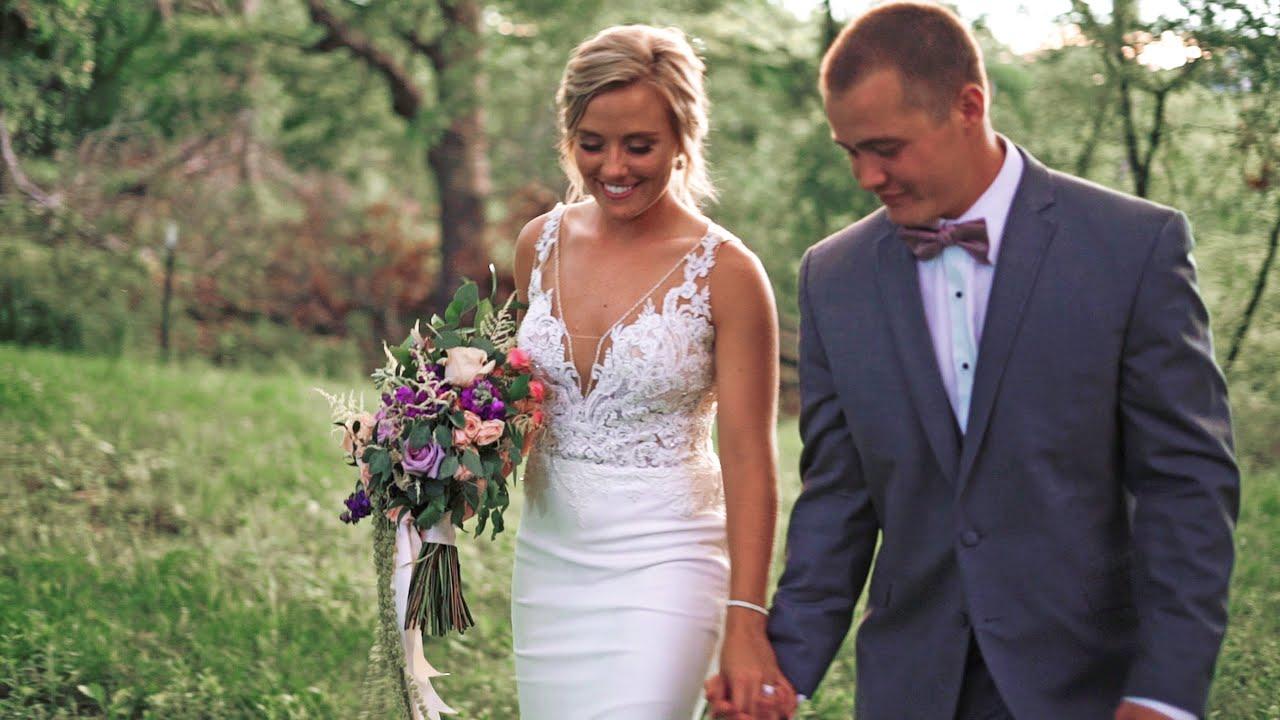 Sara & Caleb - Wedding Videography at Timber Ridge Barn (Jefferson City, Missouri)