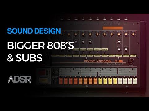 10 Minutes to a bigger 808Sub Bass