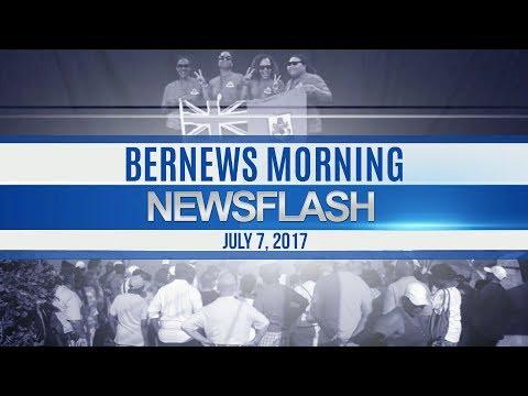 Bernews Morning Newsflash For Fri, July, 7 2017