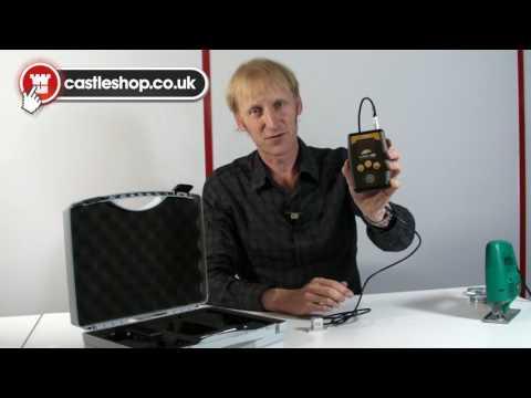 Vexo H - Castle's Hand Arm Vibration Meter
