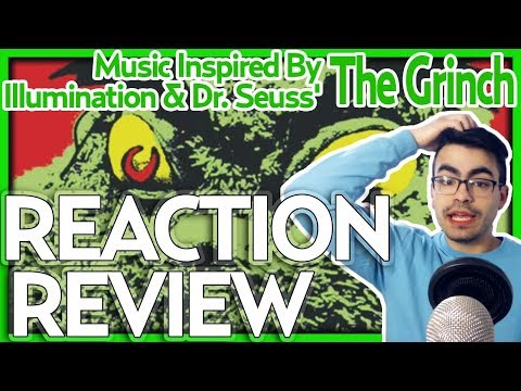 """Tyler The Creator - """"Music Inspired By Illumination & Dr. Seuss' The Grinch"""" EP REACTION/REVIEW Mp3"""