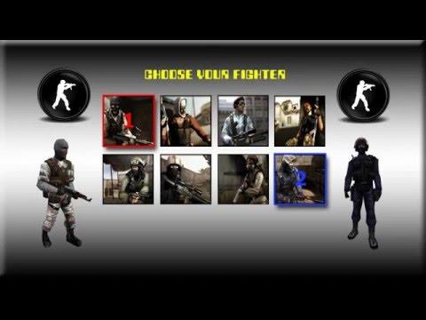 Counter-Strike: Source - Mortal Kombat