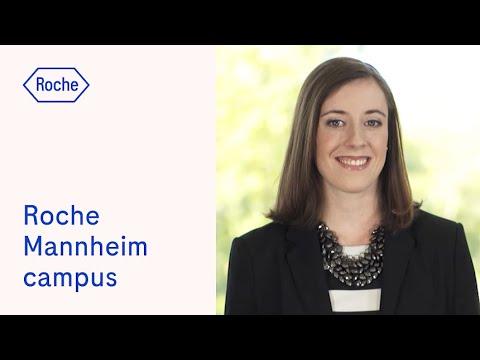 Roche Mannheim – the high tech campus