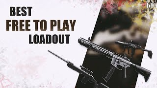 Warface best F2P loadout / Best free to play weapons