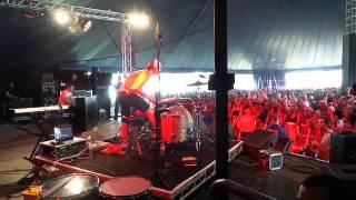 Holding On To You - twenty one pilots @ Reading Festival, UK 2013