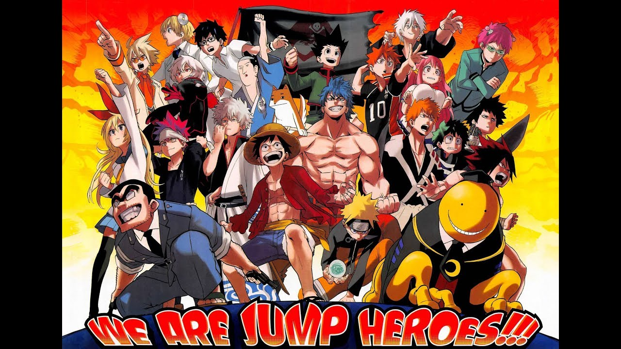 Weekly shonen jumps anime top 61 best selling anime 2017