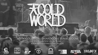 Cold World Live @ Ieperfest 2014 (HD)