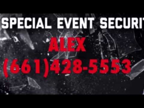 Break It Up Special Event Security