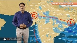 Weather Forecast for Aug 5: Heavy rains in Rajasthan, MP, Chhattisgarh, Gujarat, Odisha