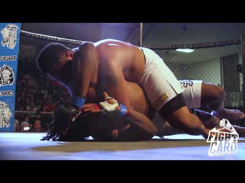 Daniel James vs Curtis Blaydes | Ruthless 2013 | Heavyweight Championship
