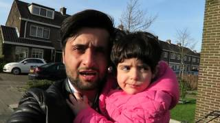 Afghan Proud NL: Vlog 41, Aliyah love ice cream