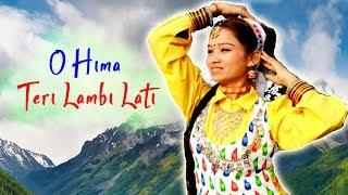 O Hima Teri Lambi Lati | Priya Tolia | Chinu Gusain | Stage Show
