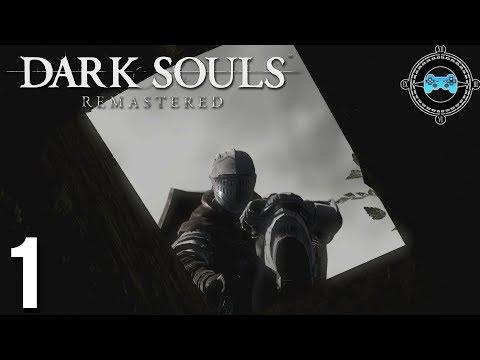Deprived Return - Dark Souls Remastered Episode #1 [Let's Play, Playthrough]