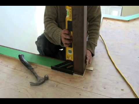 How To Install A Newel Post