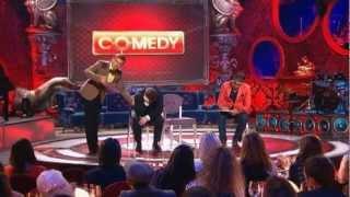 Comedy club - кулак ярости