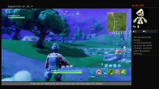 Worst Fortnite player in the world! Exploring the new city and other new POI'S