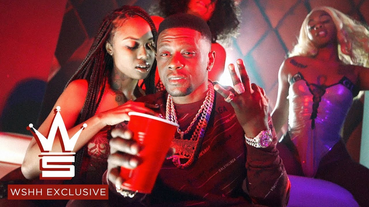 "Boosie Badazz - ""Rotation"" feat. Tycho Cassini (Official Music Video - WSHH Exclusive) MyTub"