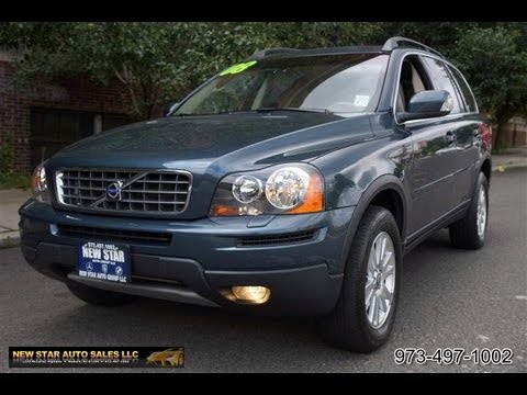 2008 Volvo XC90 3.2 AWD Review - YouTube