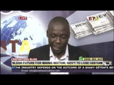 Bleak Future For Mining Sector government Lose USD 724 Million