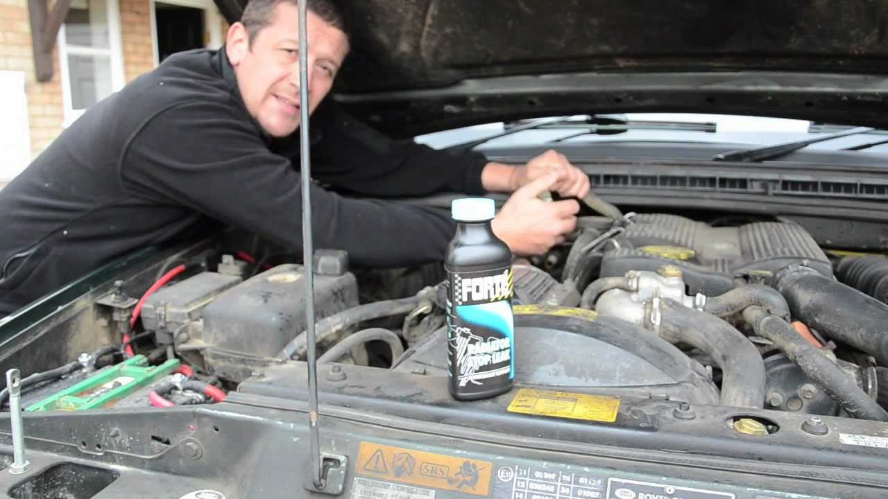 Land Rover Discovery Heater Matrix Repair Youtube