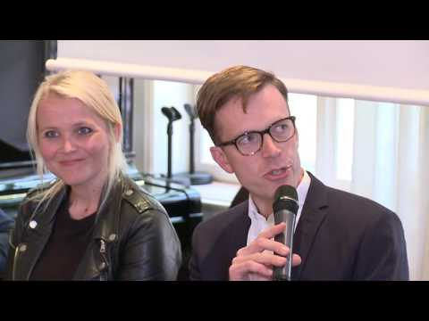 Norge i den digitale medieverdenen - Q&A with the audience