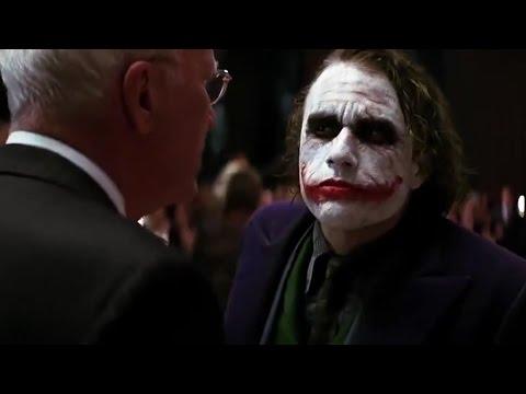 The Dark Knight, Starring Sen. Patrick Leahy