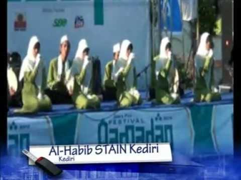 Final Festival Ramadhan Jawa Pos - Al-Hib STAIN Kediri (Terbaik 4).mpg