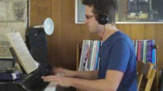 Empty Sky - Elton John Piano Cover - Video 1