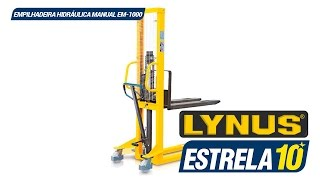 Навантажувач Ручної 1 Тонна-1000 - Lynus