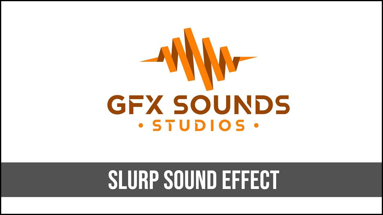 Slurp - Sound Effect [HD]