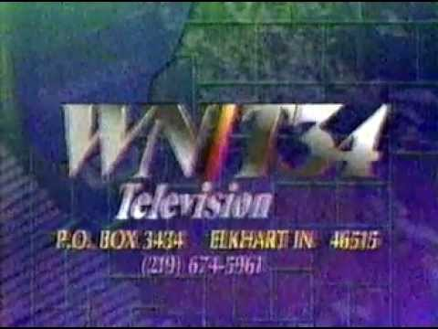 WNIT 34 Sign-Off 1994